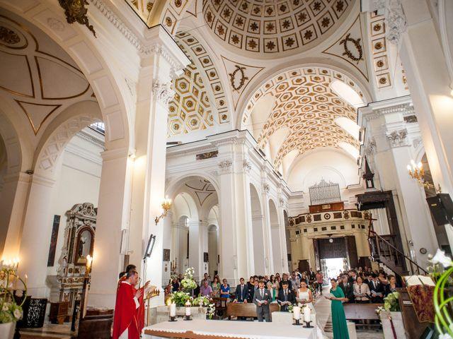 Il matrimonio di Oreste e Rosa Anna a Altavilla Irpina, Avellino 17
