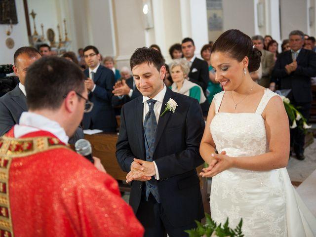 Il matrimonio di Oreste e Rosa Anna a Altavilla Irpina, Avellino 23