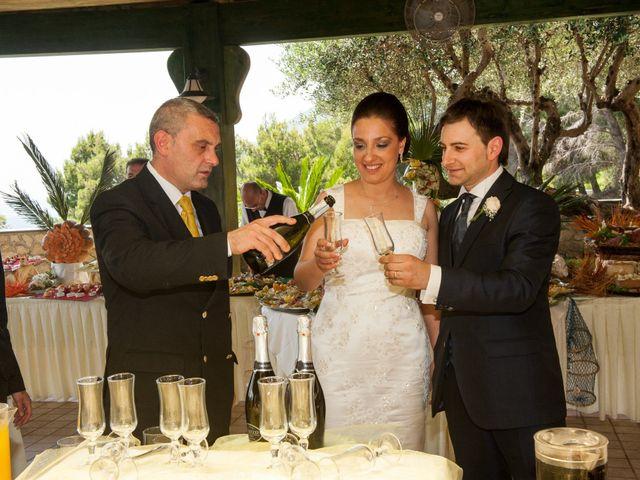 Il matrimonio di Oreste e Rosa Anna a Altavilla Irpina, Avellino 31