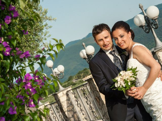 Il matrimonio di Oreste e Rosa Anna a Altavilla Irpina, Avellino 36