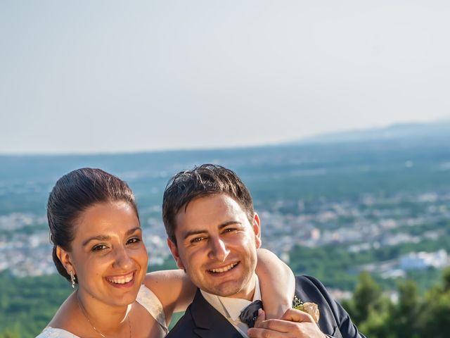 Il matrimonio di Oreste e Rosa Anna a Altavilla Irpina, Avellino 42