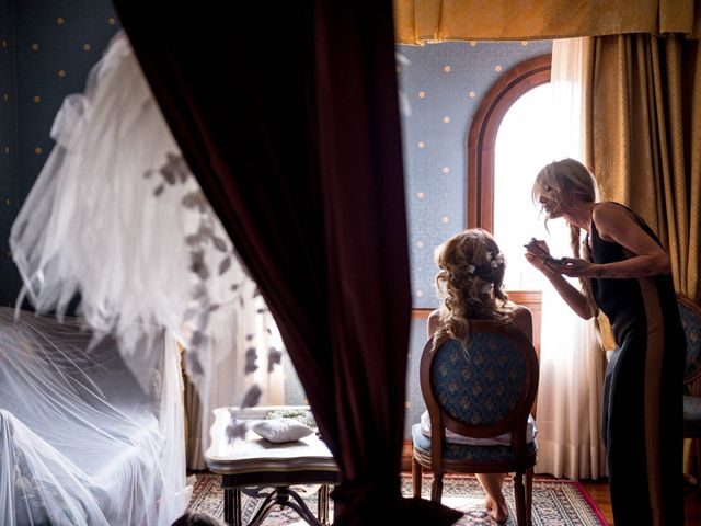 Il matrimonio di Sergio e Feliciana a Todi, Perugia 8