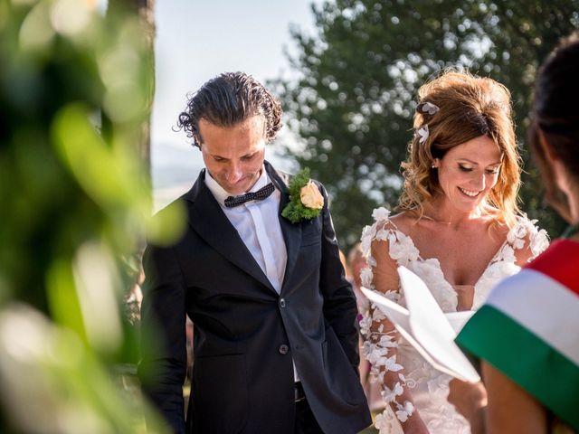 Il matrimonio di Sergio e Feliciana a Todi, Perugia 30