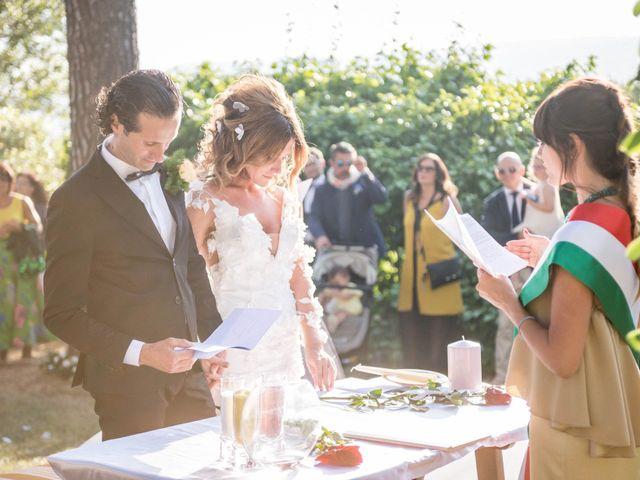 Il matrimonio di Sergio e Feliciana a Todi, Perugia 32