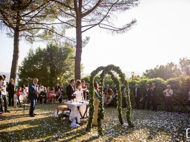 Il matrimonio di Sergio e Feliciana a Todi, Perugia 33