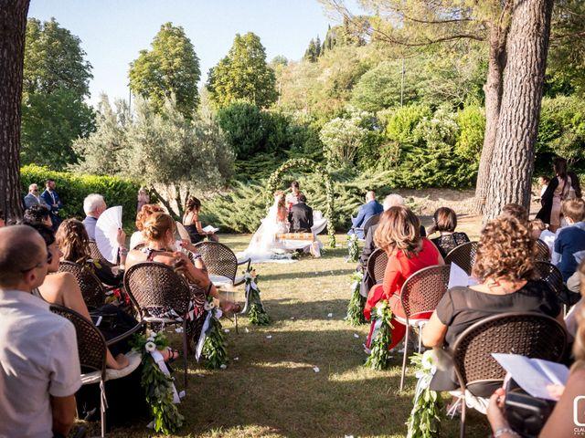 Il matrimonio di Sergio e Feliciana a Todi, Perugia 36