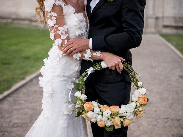 Il matrimonio di Sergio e Feliciana a Todi, Perugia 1