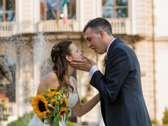 Il matrimonio di Fabio e Jessica a Rho, Milano 1