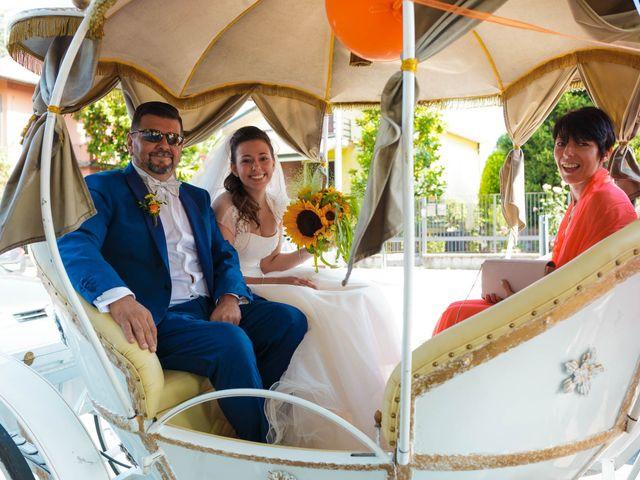 Il matrimonio di Fabio e Jessica a Rho, Milano 7