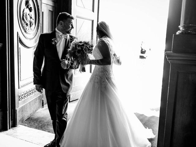Il matrimonio di Fabio e Jessica a Rho, Milano 8