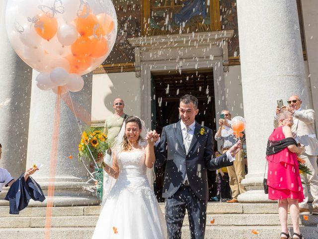Il matrimonio di Fabio e Jessica a Rho, Milano 10