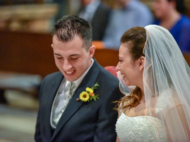 Il matrimonio di Fabio e Jessica a Rho, Milano 14