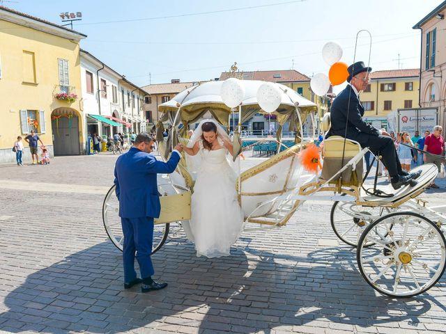 Il matrimonio di Fabio e Jessica a Rho, Milano 26