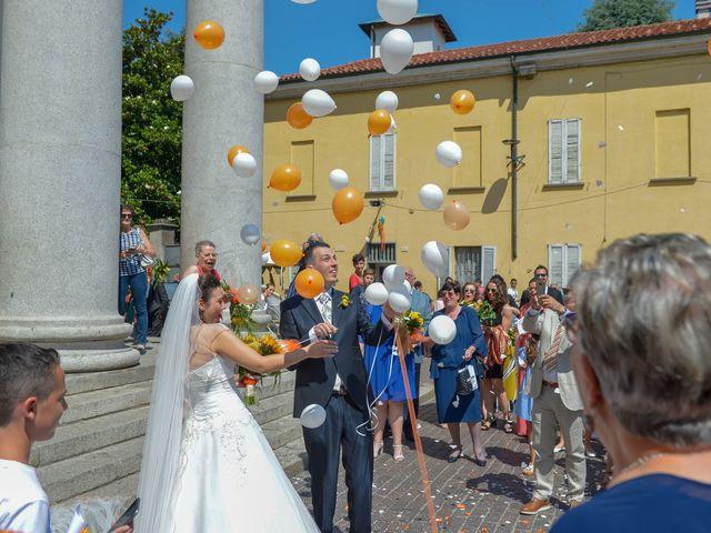 Il matrimonio di Fabio e Jessica a Rho, Milano 28