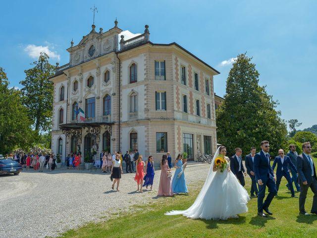 Il matrimonio di Fabio e Jessica a Rho, Milano 30