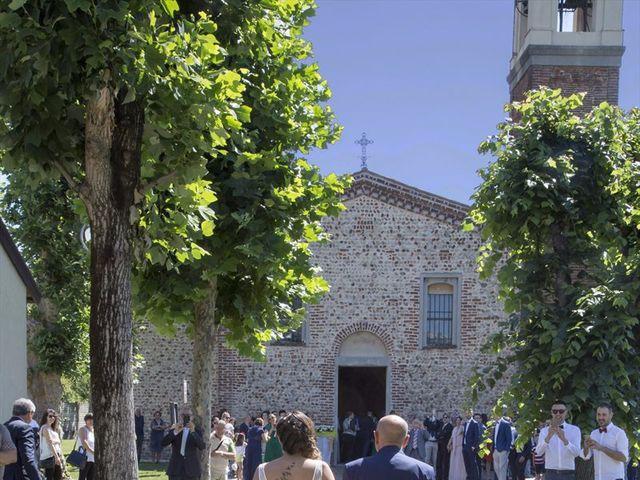 Il matrimonio di Daniel e Greta a Cogliate, Monza e Brianza 9
