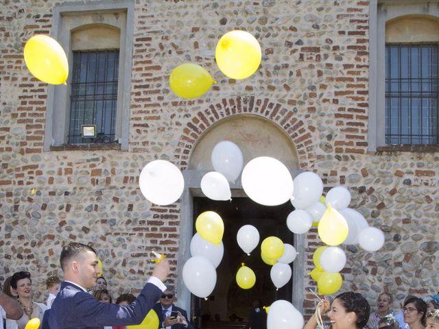 Il matrimonio di Daniel e Greta a Cogliate, Monza e Brianza 17