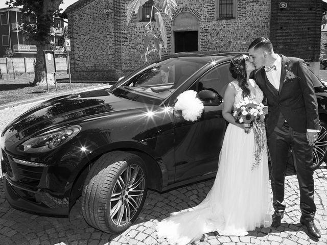 Il matrimonio di Daniel e Greta a Cogliate, Monza e Brianza 18