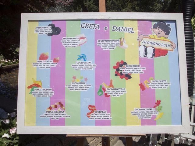 Il matrimonio di Daniel e Greta a Cogliate, Monza e Brianza 20