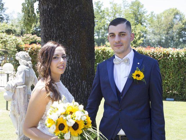 Il matrimonio di Daniel e Greta a Cogliate, Monza e Brianza 22
