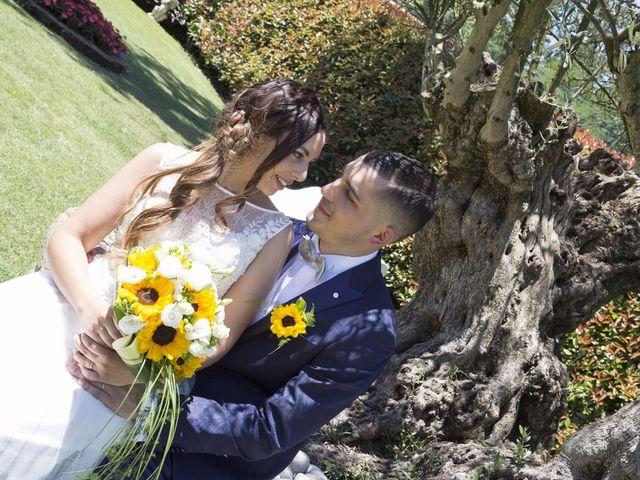 Il matrimonio di Daniel e Greta a Cogliate, Monza e Brianza 25