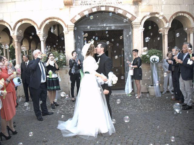 Il matrimonio di Giovanni e Rachele a Verona, Verona 2