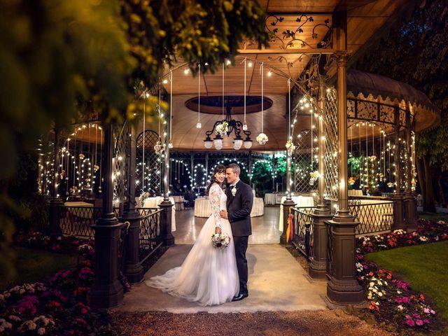 Le nozze di Caterina Sofia e Simone