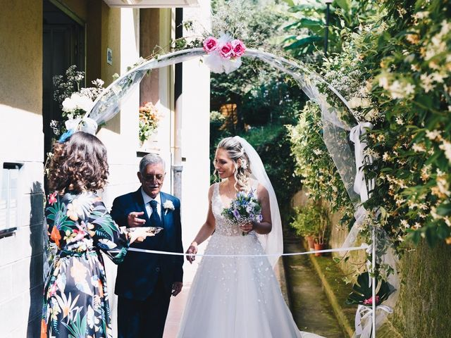 Il matrimonio di Andrea e Elisa a Sarzana, La Spezia 31