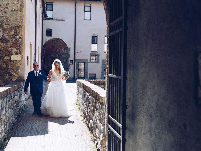 Il matrimonio di Andrea e Elisa a Sarzana, La Spezia 38