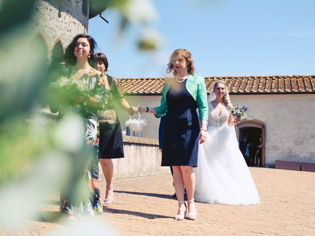 Il matrimonio di Andrea e Elisa a Sarzana, La Spezia 40