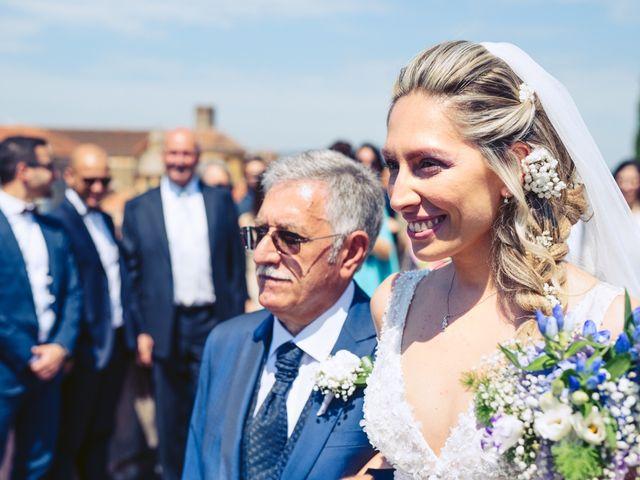Il matrimonio di Andrea e Elisa a Sarzana, La Spezia 42