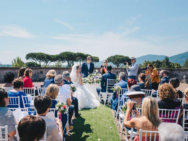 Il matrimonio di Andrea e Elisa a Sarzana, La Spezia 43