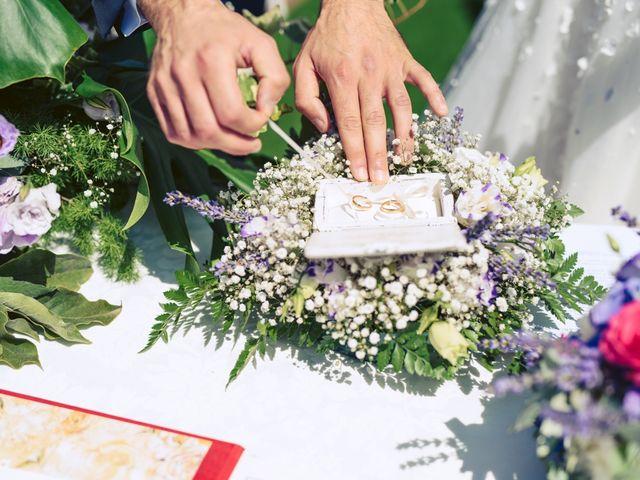 Il matrimonio di Andrea e Elisa a Sarzana, La Spezia 46