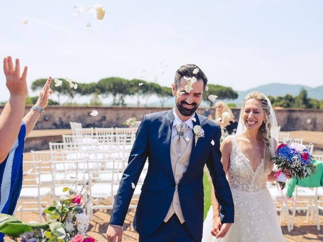 Il matrimonio di Andrea e Elisa a Sarzana, La Spezia 53