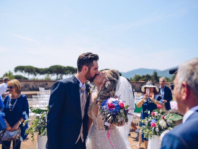 Il matrimonio di Andrea e Elisa a Sarzana, La Spezia 55