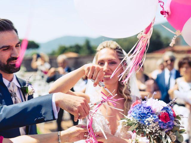Il matrimonio di Andrea e Elisa a Sarzana, La Spezia 57