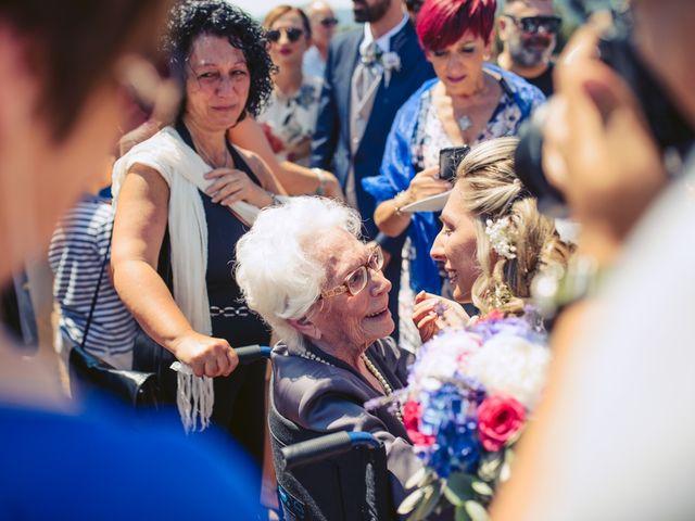 Il matrimonio di Andrea e Elisa a Sarzana, La Spezia 60