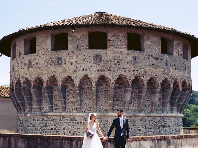 Il matrimonio di Andrea e Elisa a Sarzana, La Spezia 63