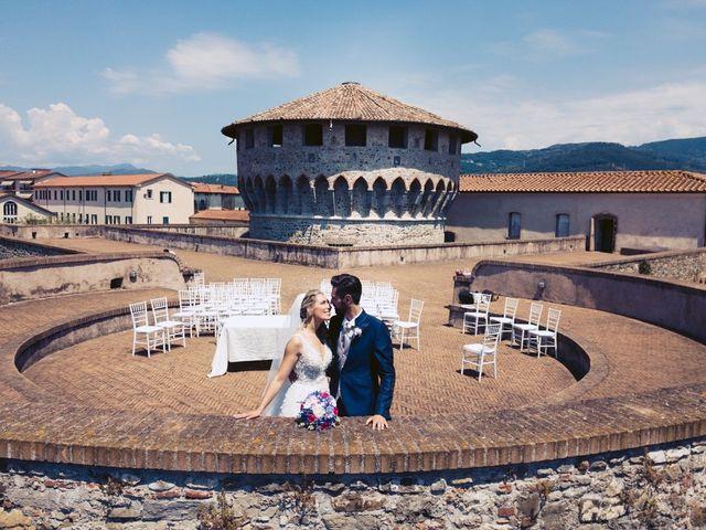 Il matrimonio di Andrea e Elisa a Sarzana, La Spezia 67