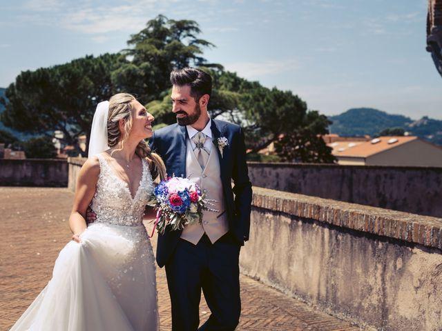 Il matrimonio di Andrea e Elisa a Sarzana, La Spezia 69