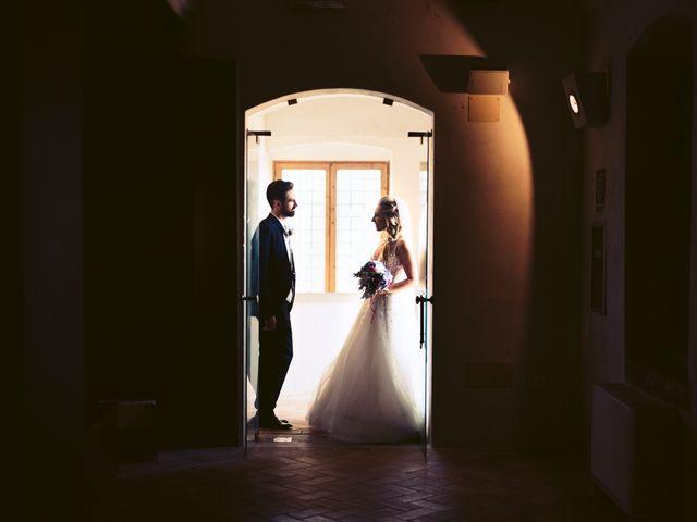 Il matrimonio di Andrea e Elisa a Sarzana, La Spezia 70