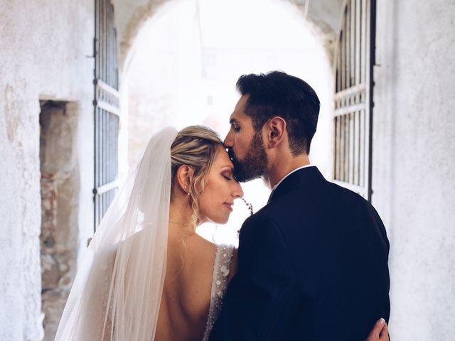 Il matrimonio di Andrea e Elisa a Sarzana, La Spezia 80
