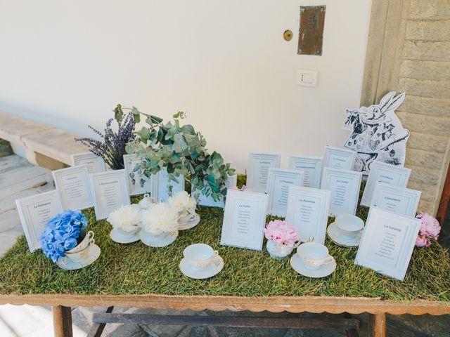 Il matrimonio di Andrea e Elisa a Sarzana, La Spezia 94