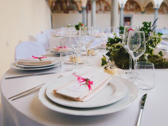 Il matrimonio di Andrea e Elisa a Sarzana, La Spezia 97