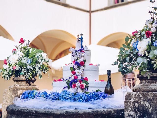 Il matrimonio di Andrea e Elisa a Sarzana, La Spezia 108