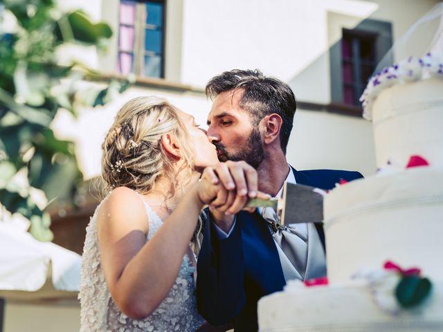 Il matrimonio di Andrea e Elisa a Sarzana, La Spezia 110