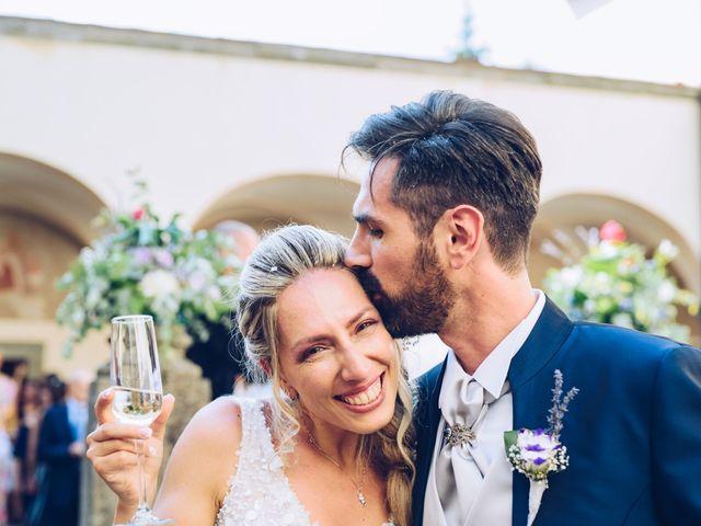 Il matrimonio di Andrea e Elisa a Sarzana, La Spezia 112