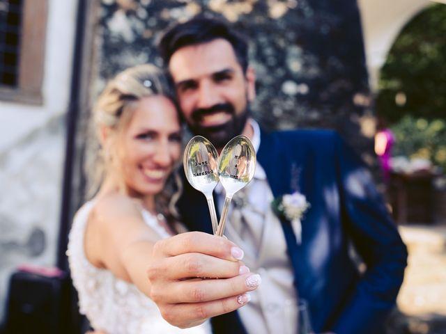 Il matrimonio di Andrea e Elisa a Sarzana, La Spezia 114
