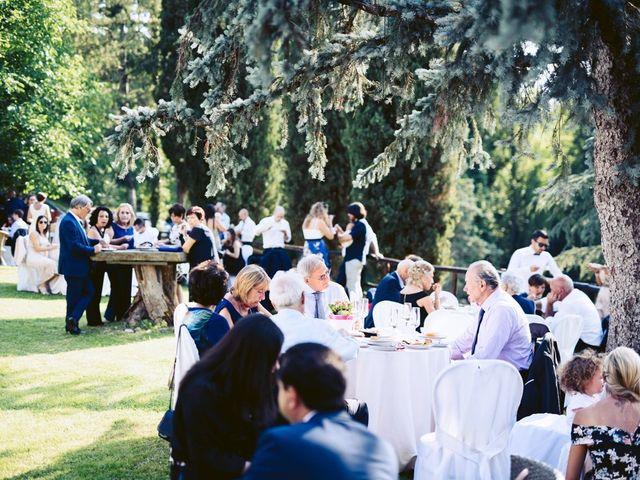 Il matrimonio di Andrea e Elisa a Sarzana, La Spezia 120