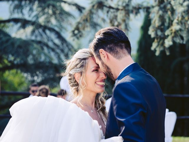 Il matrimonio di Andrea e Elisa a Sarzana, La Spezia 122